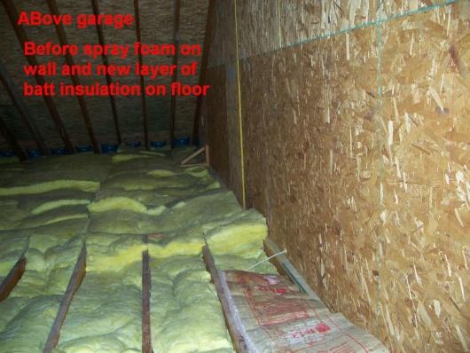Diy spray on roof foam roofingsiding diy home improvement diy spray on roof foam 1005533g solutioingenieria Image collections