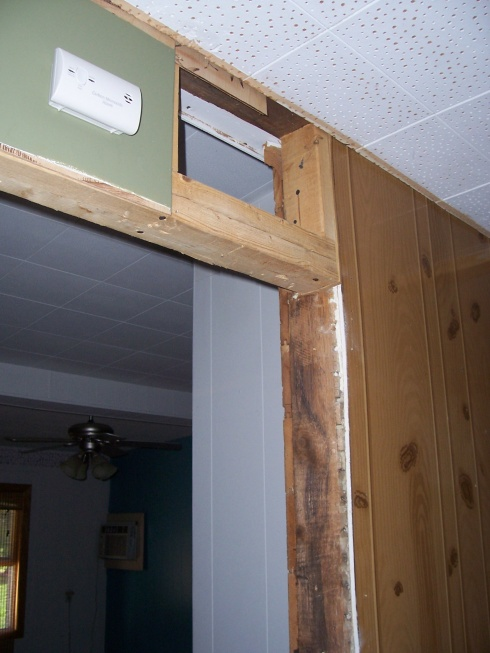 Rough Opening on a Supporting Wall-100_6017.jpg