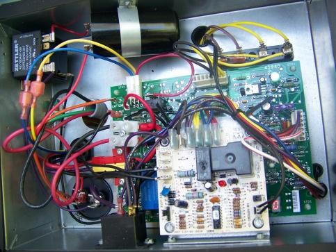New Rheem Condenser RPQL-024JEZ Problems-100_7142.jpg