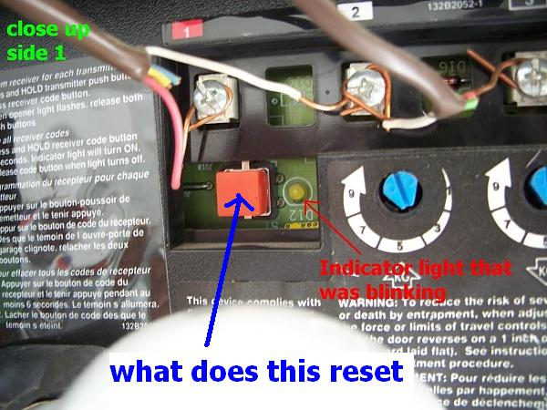garage door keypad not workingCraftsman Garage Door Opener Motor Not Working Clicking Sound