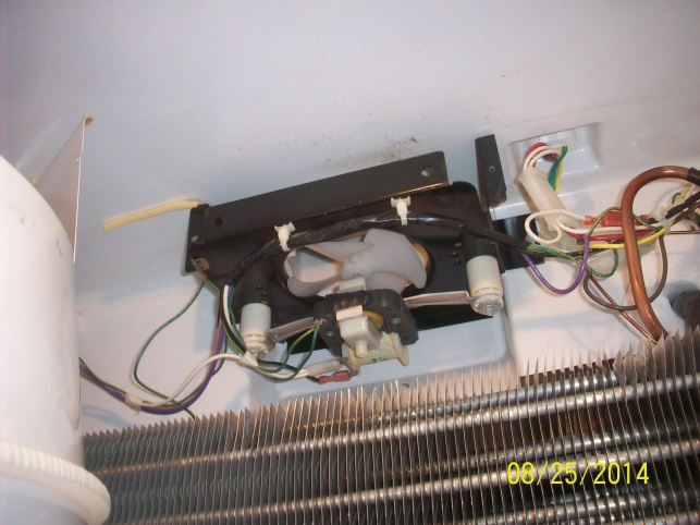 Kenmore Elite Fridge Troubleshooting Help - Appliances - DIY