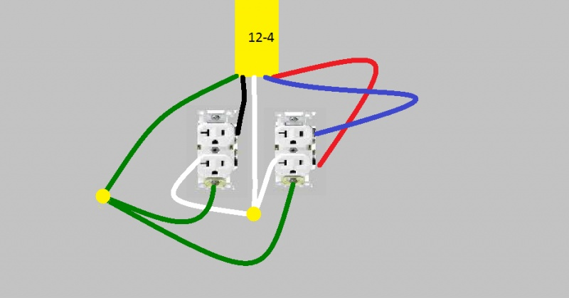 Amazing 4 Wire Romex Composition - Electrical Diagram Ideas - itseo.info