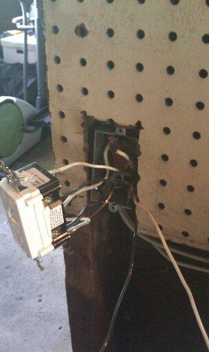 Garage single gang box GFCI w/12 conductors-1338764478310.jpg