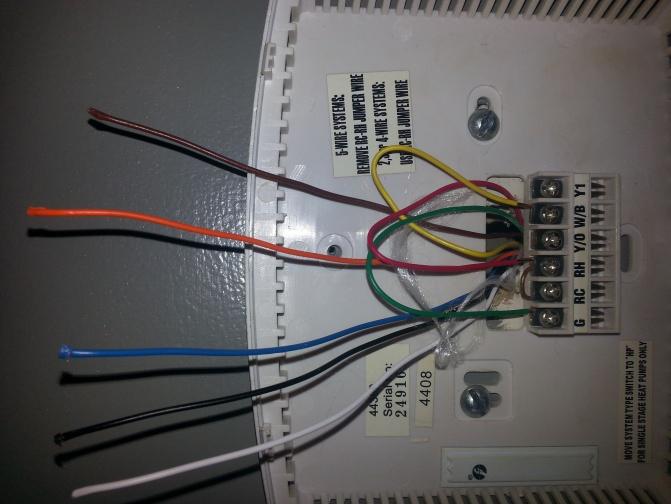 Thermostat Wire - Hvac