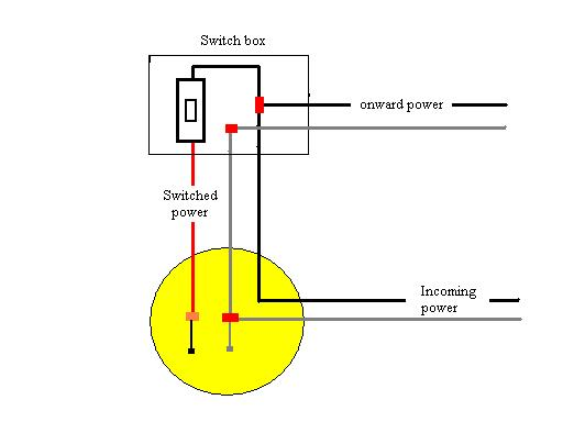 Diagram Stumped By 3 Way Switch Scenario Electrical