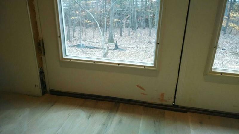 2x4 Door Installed In 2x6 Wall Building Amp Construction