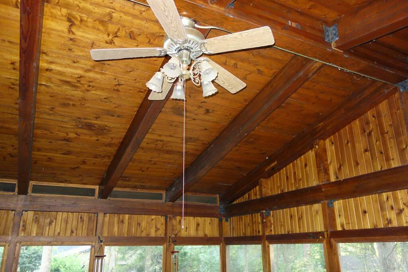 Superior Whatu0027s The Best Way To Prepu0026amp;paint Cedar Porch Ceiling? 1426818879795