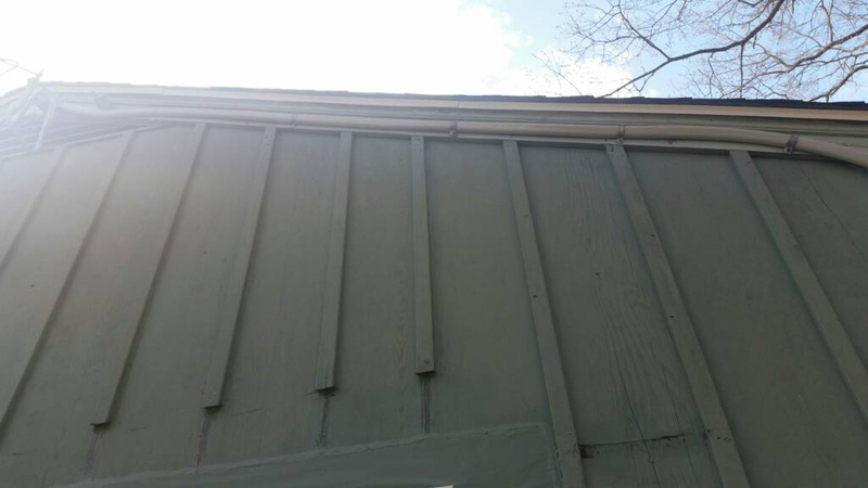 Attaching Service Entrance Cable To Vinyl Siding