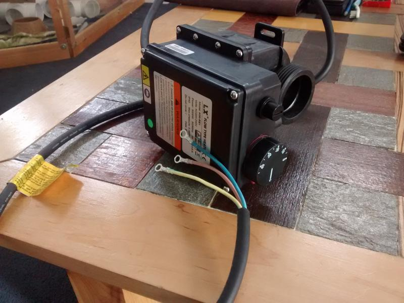 220/240v Hot Tub Spa Heater Wiring Question. - Electrical - DIY ...