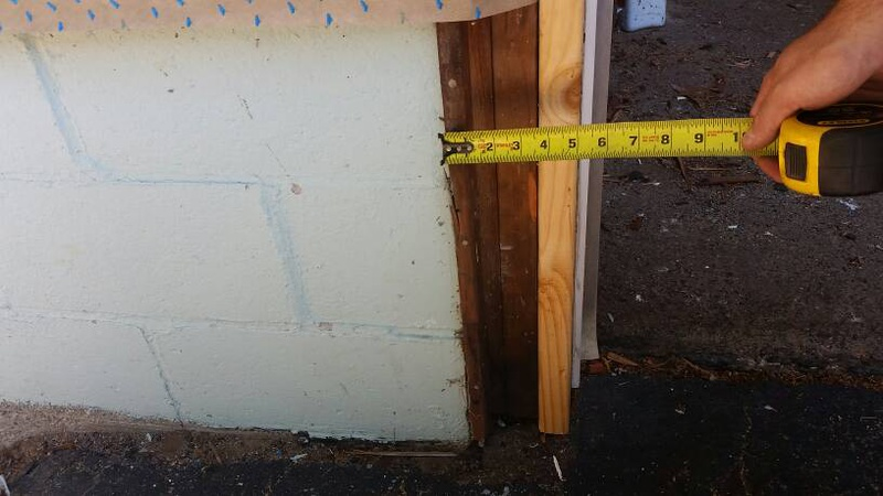 Garage Door Trim And Vinyl Siding Roofing Siding Diy