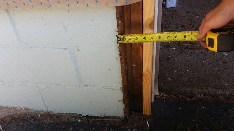Garage Door Trim And Vinyl Siding 1441640303854 Jpg