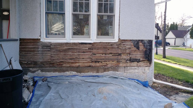 Exterior Stone Veneer Project 1461984845868