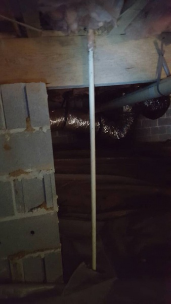 Want to relocate main water line in pantry-1473535877903.jpg