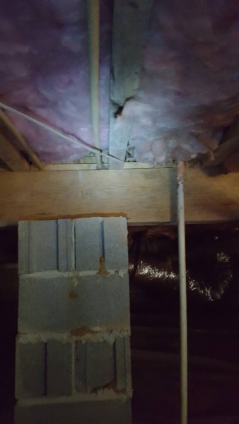 Want to relocate main water line in pantry-1473535891255.jpg