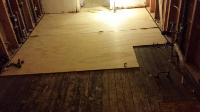 Insulation Under Vinyl But Over A Crawl Space Flooring Diy