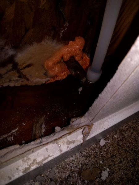 Terrific Outside Faucet Leaking Behind Wall Pictures - Exterior ...