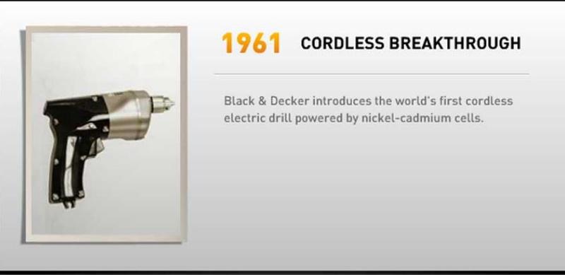 Cordless Drill History Tools Diy Chatroom Home