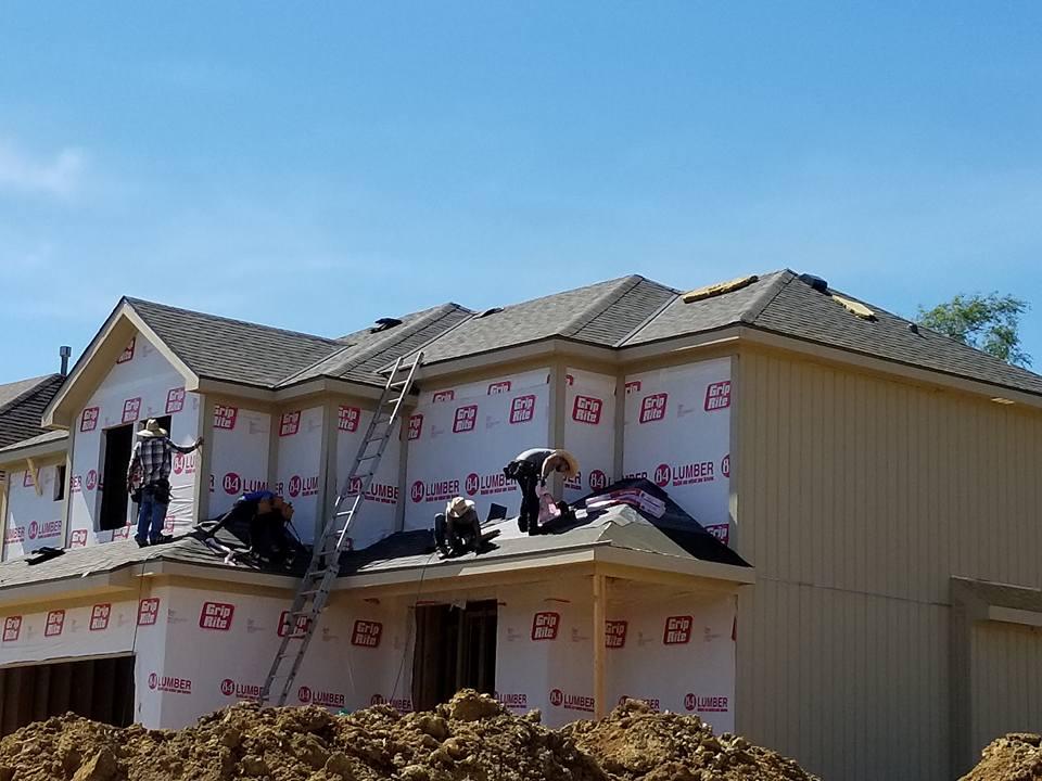 Brand New House Missing Dormer Step Flashing Roofing