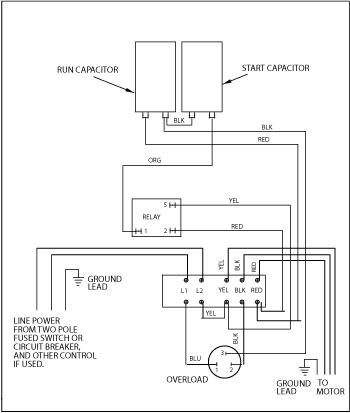 well pump wiring schematic wire data u2022 rh 173 199 115 152 Wiring 3 Wire Well Pump Wiring 3 Wire Well Pump