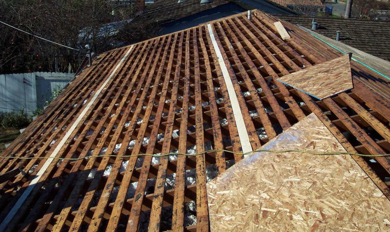 Roofing osb for Roof sheathing material