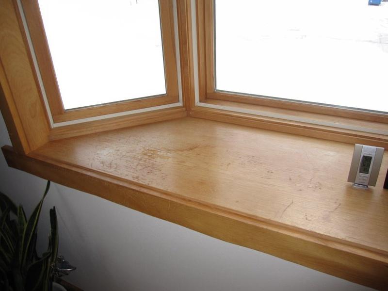 Re Finishing Large Bay Window Need Help Windows And
