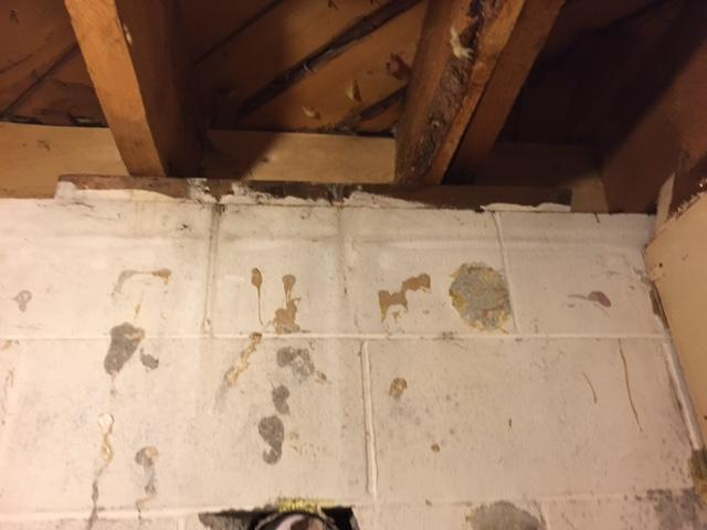 ... Insulating Basement Wall   Sill Plate / Rim Joist 2 ...