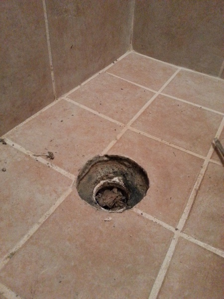 How To Repair Tiled Shower Drain Leak - Kitchen & Bath Remodeling ...
