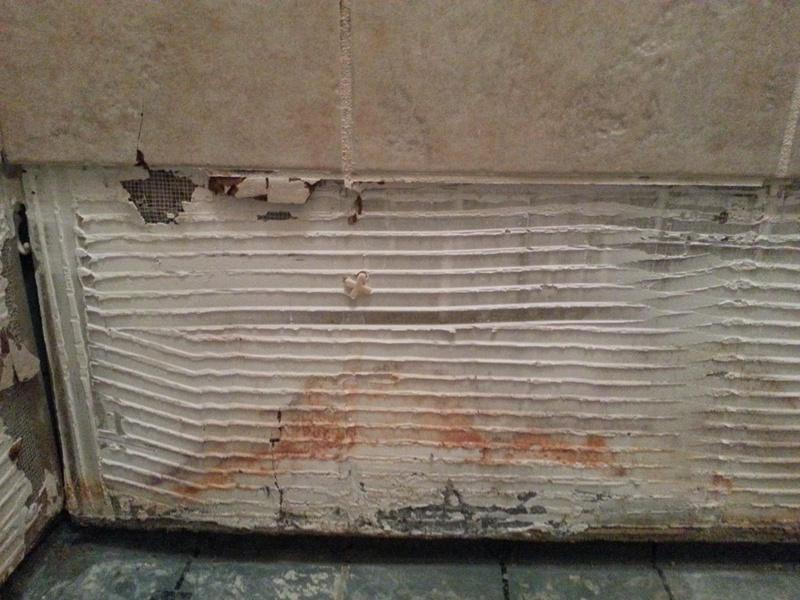 How to repair tiled shower drain leak-2.jpg