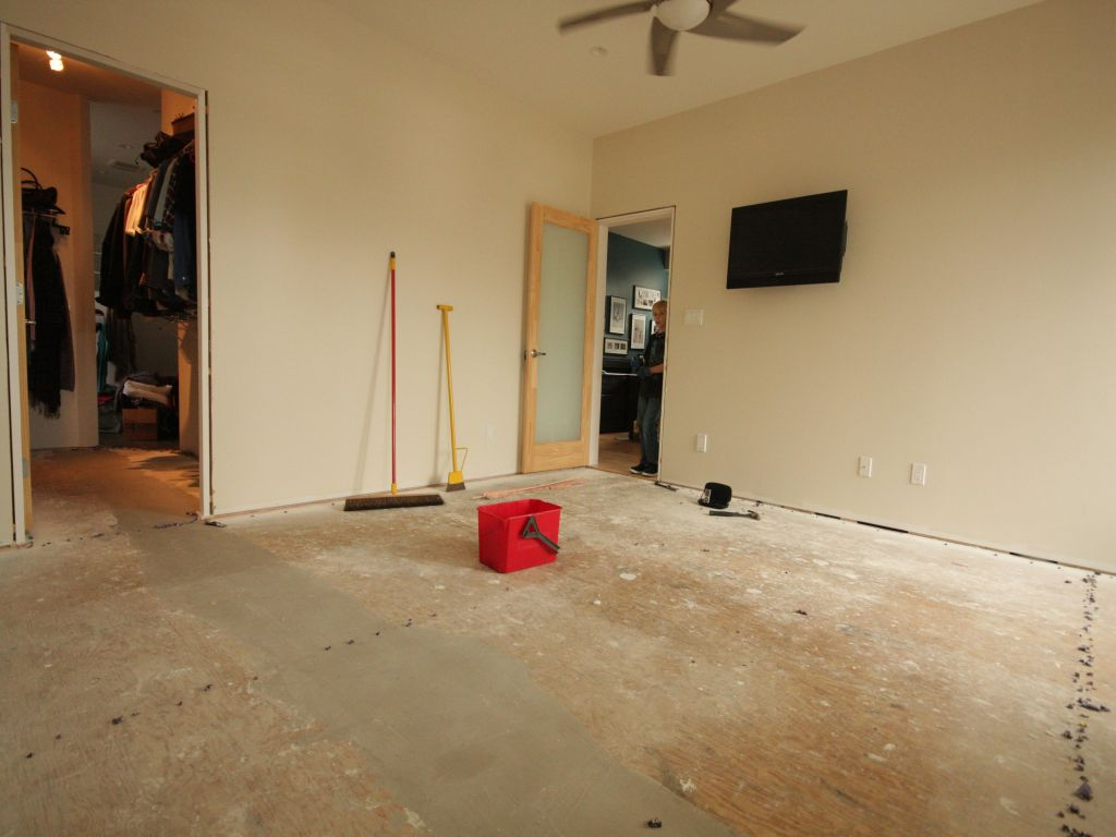 From Carpet to Engineered Hardwood in a Weekend-2.jpg