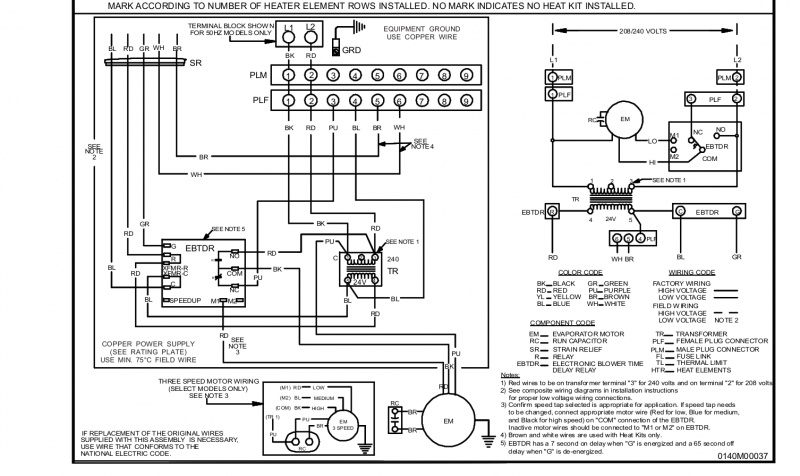 330810d1481492981 goodman electric heat strip wiring 2 goodman air handler wiring diagram the wiring diagram air handler wiring diagram at n-0.co