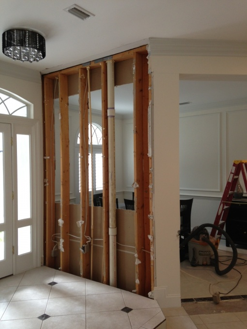 Is this a load bearing wall?  If so, what do I do to support the ceiling?-2.jpg