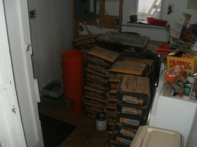 Post action review of my last 2 weeks off work-2-tons-concrete-bags.jpg