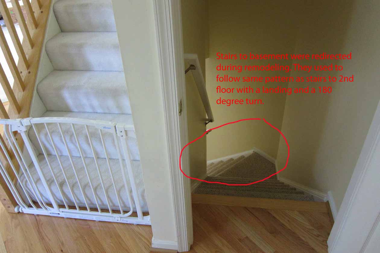 Load bearing wall or not?-2.-view-redirected-basement-stairs.jpg