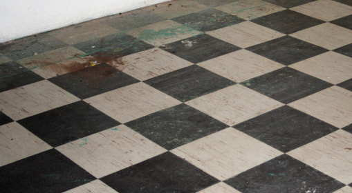 old old linoleum can it take