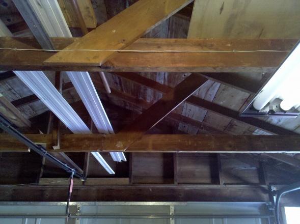 insulating garage ceiling - building & construction - diy chatroom