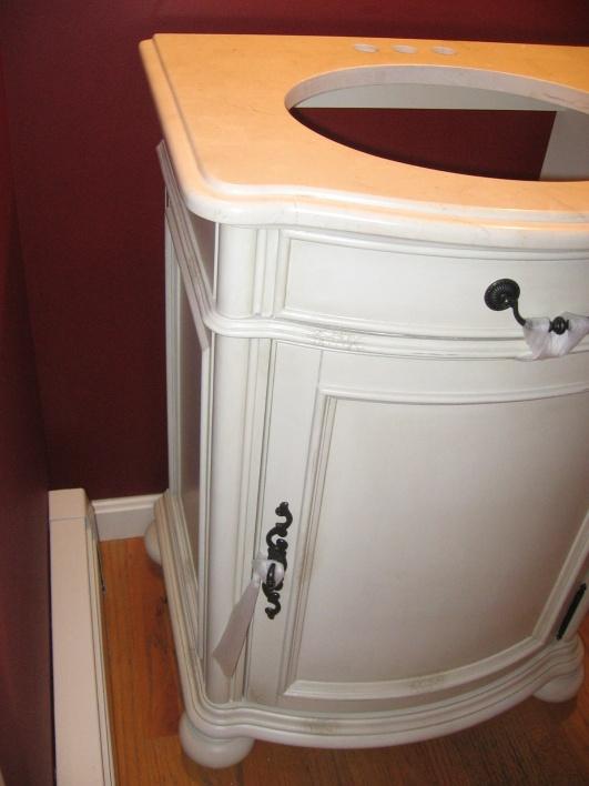 Can't get bathroom vanity flush to wall-20091025_0001.jpg