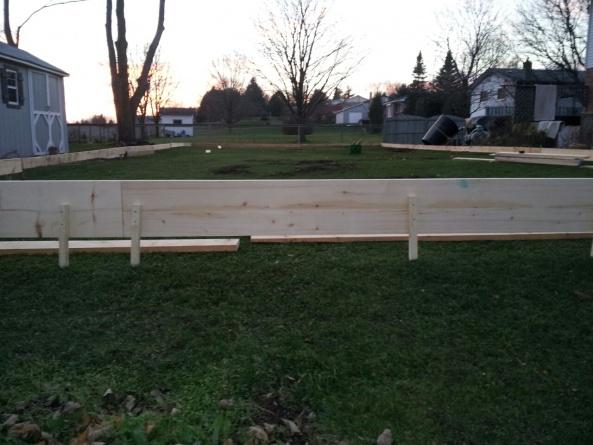 Backyard Skating Rink - Project Showcase - DIY Chatroom ...