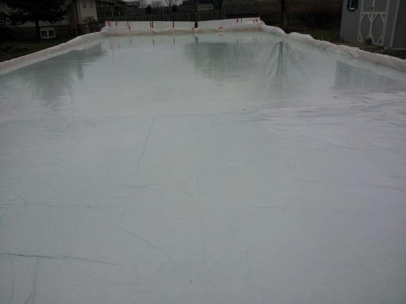 Backyard Skating Rink - Project Showcase - Page 6 - DIY ...