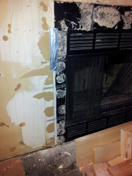 How To Go About Replacing Fireplace Surround
