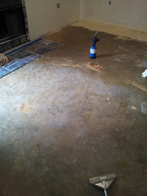 What Thinset To Use For Large 12x24 Tiles On Slab Tiling