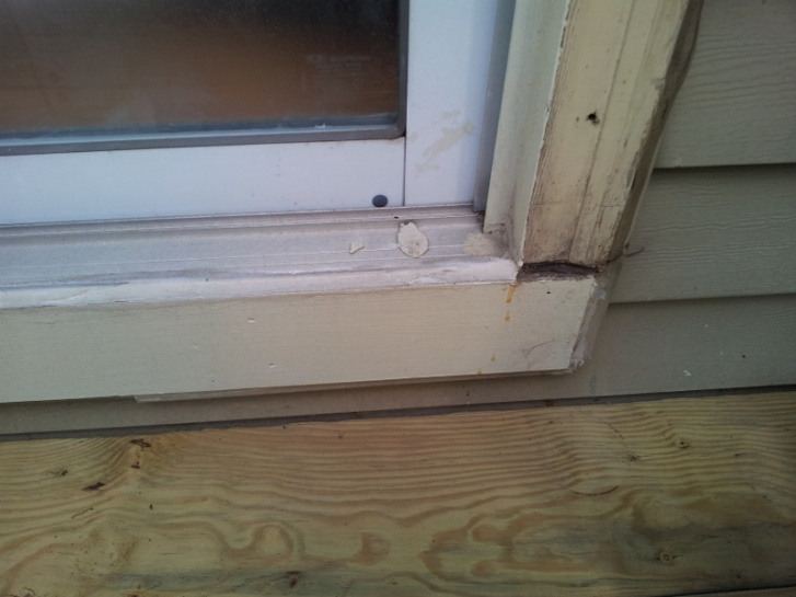 Captivating Installing Sill Pan/flashing For New Patio Door.