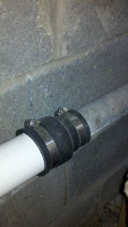 Adding Utility Sink For Washer Drain - Plumbing - DIY Home Improvement ...