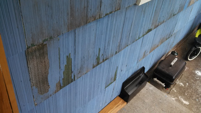 Removing Ling Paint From Grooved Cedar Siding 2017 09 04 36