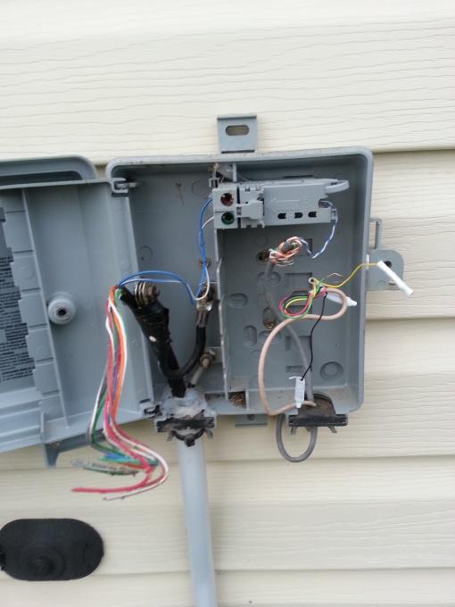 Installing A Pot Adsl Splitter - Electrical