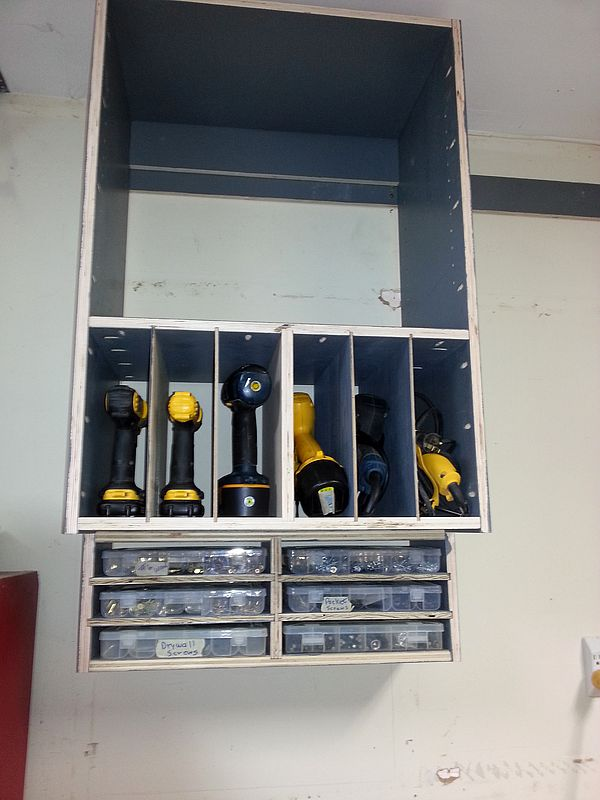 My Garage Rebuild (frame/insulate/floor/electric/walls/doors/HVAC/everything)-20130613_230544.jpg