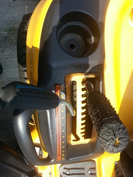 cub cadet ltx 1045 pto tractors mowers diy chatroom home