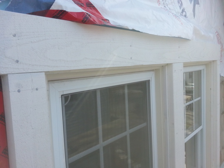 Framing Details For Traditional Exterior Window Trim Carpentry Diy Chatroom Home Improvement