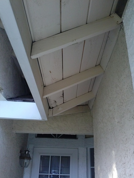 Eave Soffit Repair Help Roofing Siding Diy Home