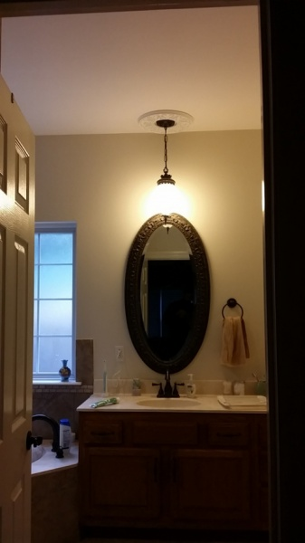 Placement Of Bathroom Exhaust Fan