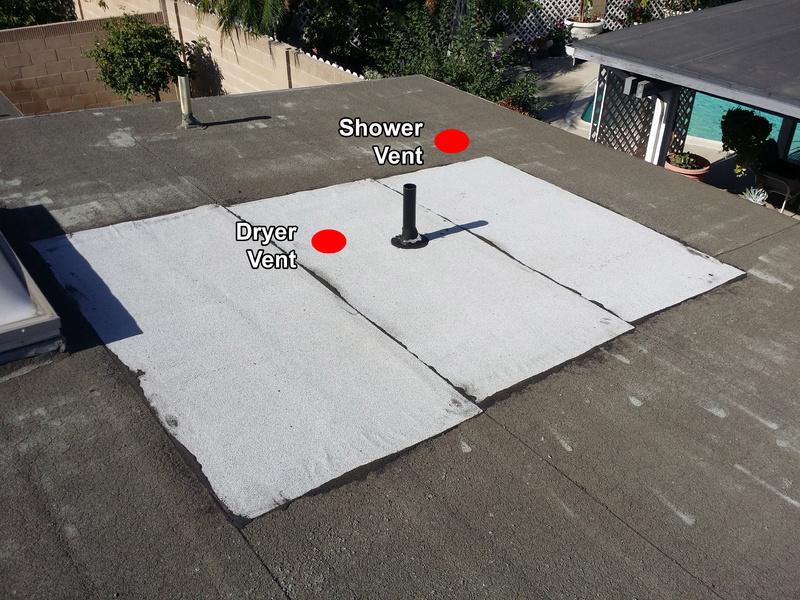 Seeking Advice On Adding Roof Jack On Rolled Roof
